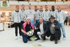 S Lionmi a futbalistami MŠK Žilina