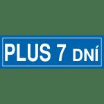 Logo Plus 7 dní