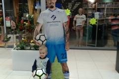 Veľkí a malí futbalisti v Trenčíne