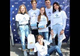 Foto dobrovolnici Biela pastelka 2019